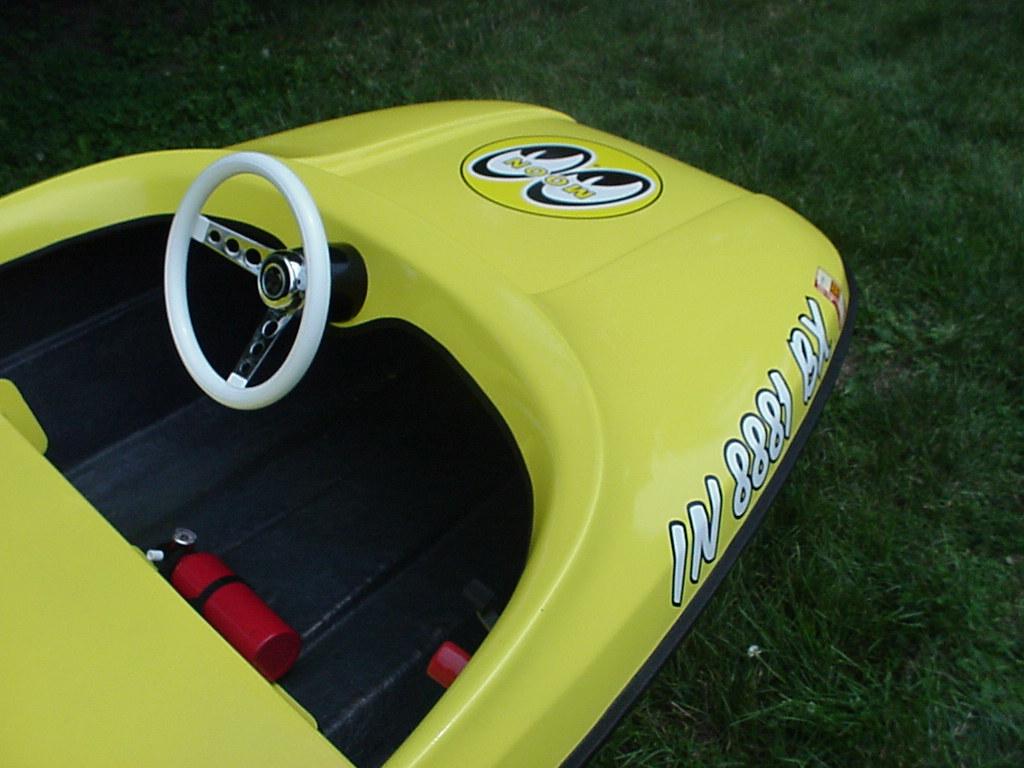 Mooneyes Steering Wheel