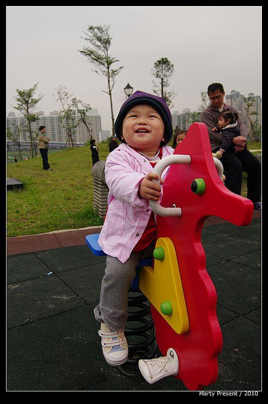 小沛瑀。陽光公園遊