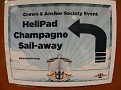 Helipad Sail Away on Monday in Labadee