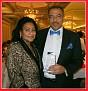 ♥♥ Le Conseil d'Administration des Amis de Montfort honore le Docteur Mario Nelson. ♥♥ Dr. Nelson et sa très charmante épouse Hildegarde.