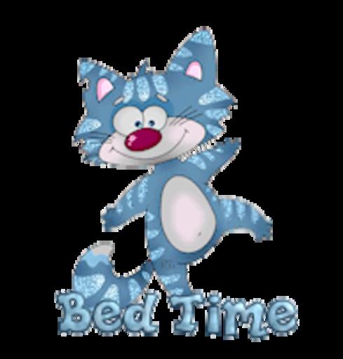 Bed Time - DancingCat