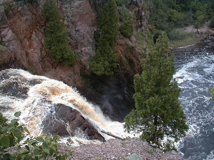 High Falls - Tetteguche