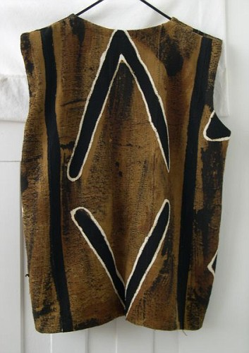 Suzanne's MUDCLOTH JACKET!