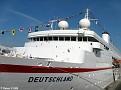 ms Deutschland at Antwerpen