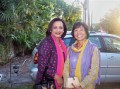Rachel Moscoso Denis & Mrs Yuen Swing
