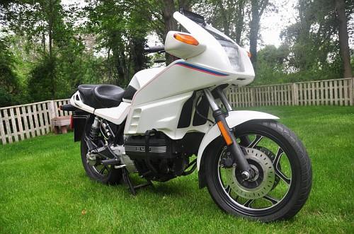 1987 K100rs Motorsport