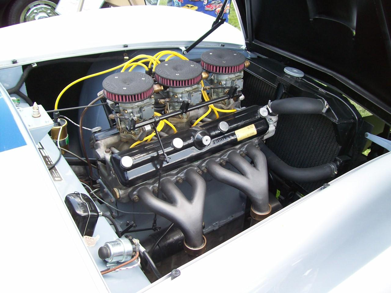 arnolt-bristol-engine