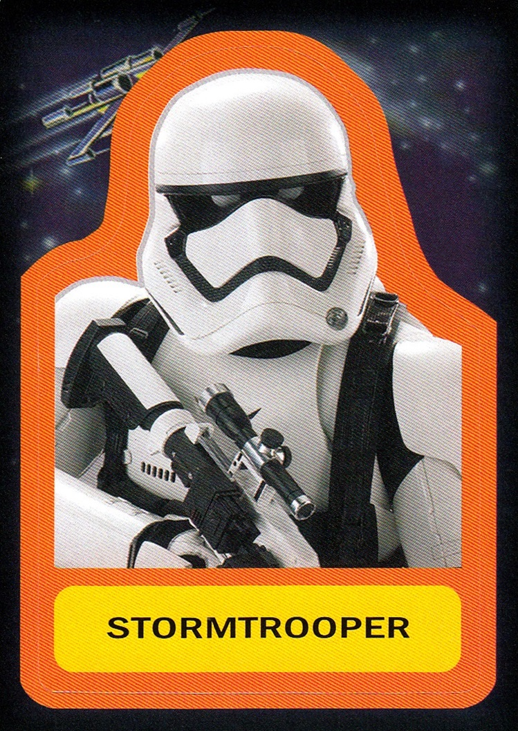 Journey to the Force Awakens Sticker #S-08 (1)