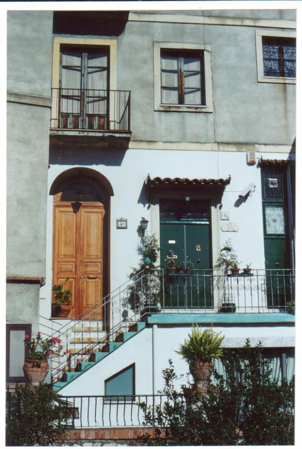 Beautiful apartments in Taormina