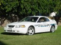 Ripon PD's traffic enforcement Mustang