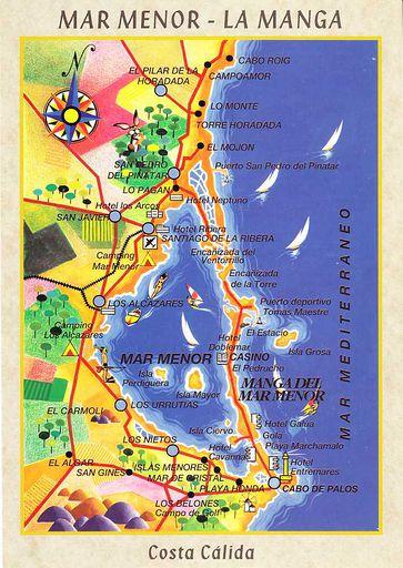 LA MANGA DEL MAR MENOR 00-Map