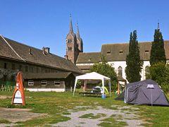 Abteikirche Schloss Corvey