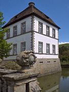 Ostflügel Schloss Bisperode