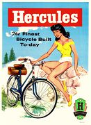 Hercules - the finest bicycle built to-day
