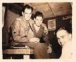 "105 - Walter H. ""Walt"" Williams on right. Others are unknown"