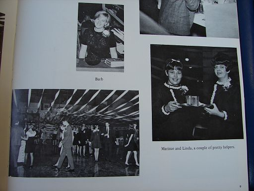 FayetteIaHighSchool1969Annual013