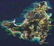 The island of St. Maarten.
