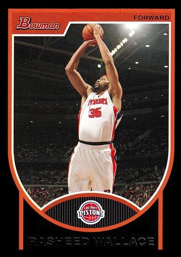 2007-08 Bowman #030 (1)