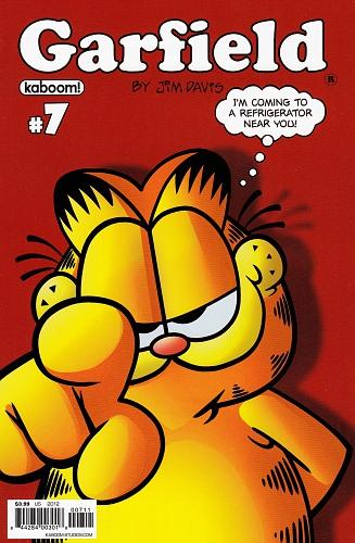 Garfield #07