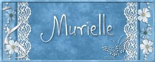April0312 Murielle byImze