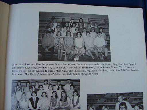 FayetteIaHighSchool1969Annual037