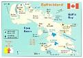 Baffin Island Map