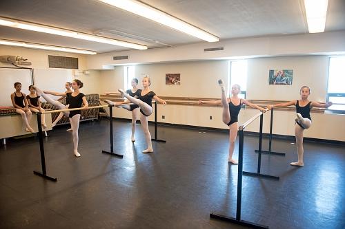 Brighton Ballet Practice DG-73