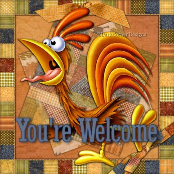 dcd-You're Welcome-Raving Rooster-MC