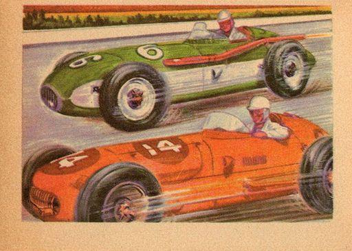 1956 Gum, Inc  Adventure #20 (1)