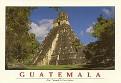 Guatemala - Tikal Pyramid