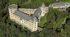 Luftbild Wewelsburg