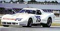 3 hours of Daytona '75 Greenwood Corvette Spirit of Sebring