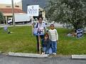 Jessie Adrien and her grand son Nicholas Guilliod