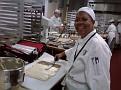 Chef Doris Gousse