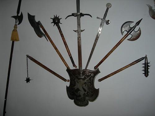 Arms - Bran Castle