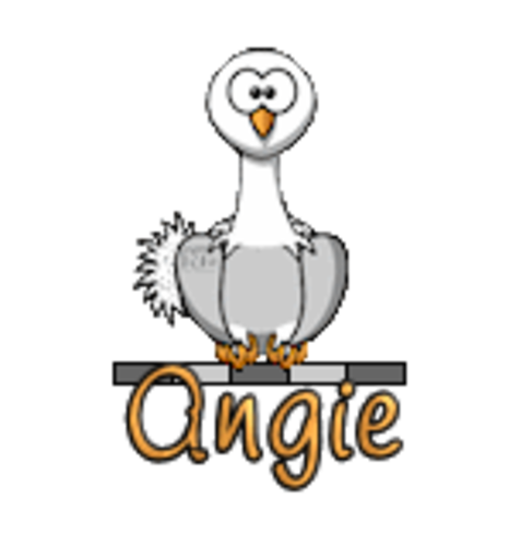 Angie - OstrichWithBlinkie