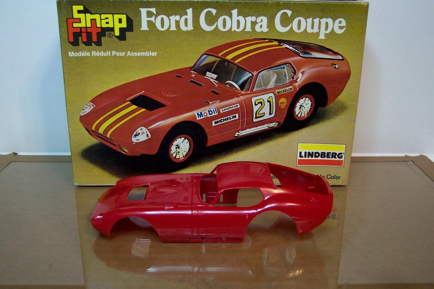 Lindberg Coupe 1