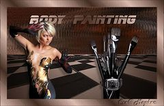 Les 141 Body Painting