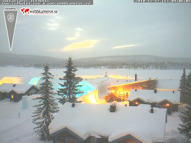 icehotel 17-12-2010 9h06
