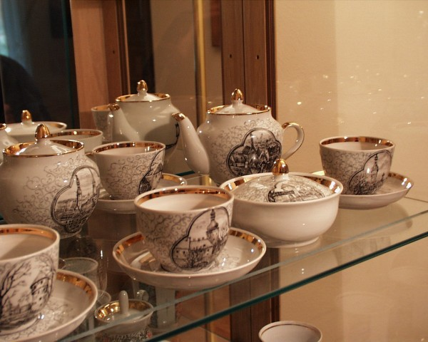 "Tea Set ""Vana Tallinn"""