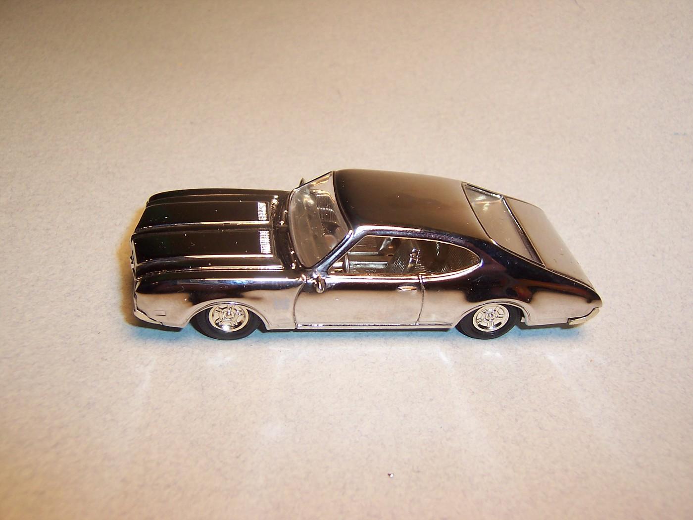 Platinum 1969 Oldsmobile 442