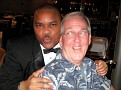 """You had to be there - Our Headwaiter Felix wishes """"Happy Birthday"""" Fred"""