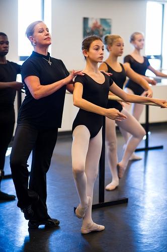 Brighton Ballet Practice DG-22