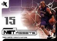 2001-02 EX Net Assets #NA15 (1)