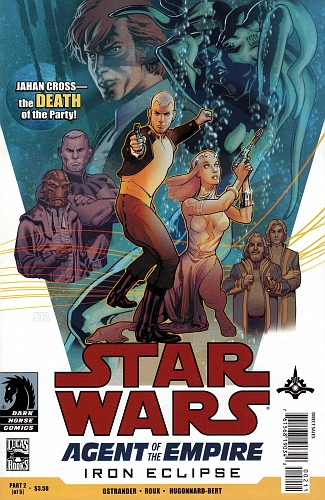 Agent of the Empire Iron Eclipse #2