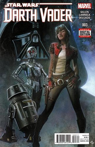 Darth Vader #003