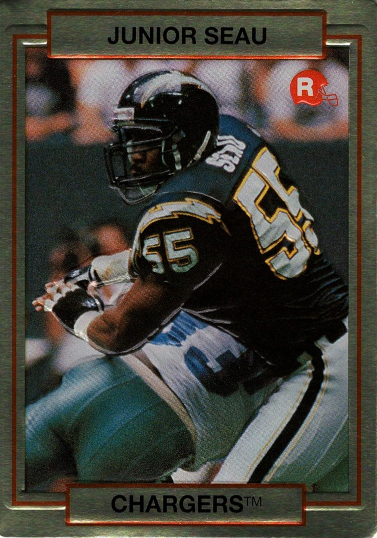 1990 Action Packed Rookie Update #038 (1)