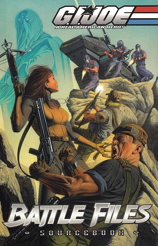 GI Joe Battle Files Sourcebook #1