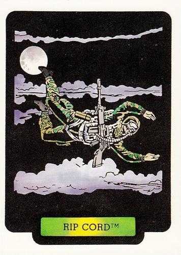 1987 Comic Images GI Joe #21 (1)