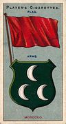 1905 Player Flags & Arms #33 (1)